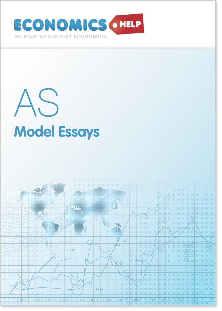 economics model essays Up: economics network writing for economics essay writing the idea of setting essays is to offer you the chance to make a longer, more complex argument.