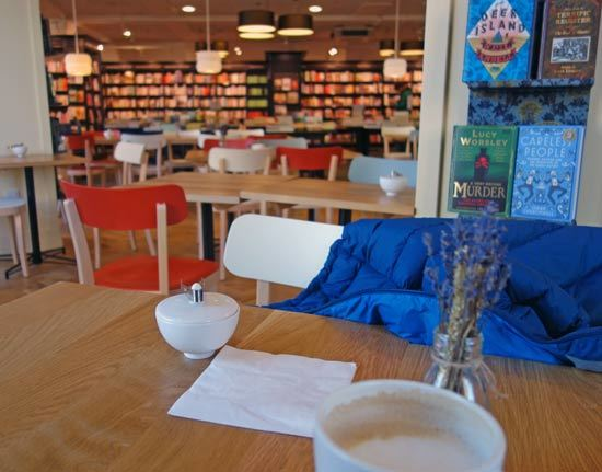 Waterstones cafes and lessons in specialisation