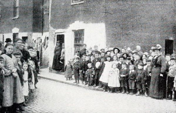 Bristol slum