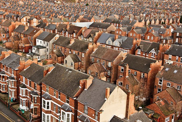 History of uk housing economics help for Victorian house facts