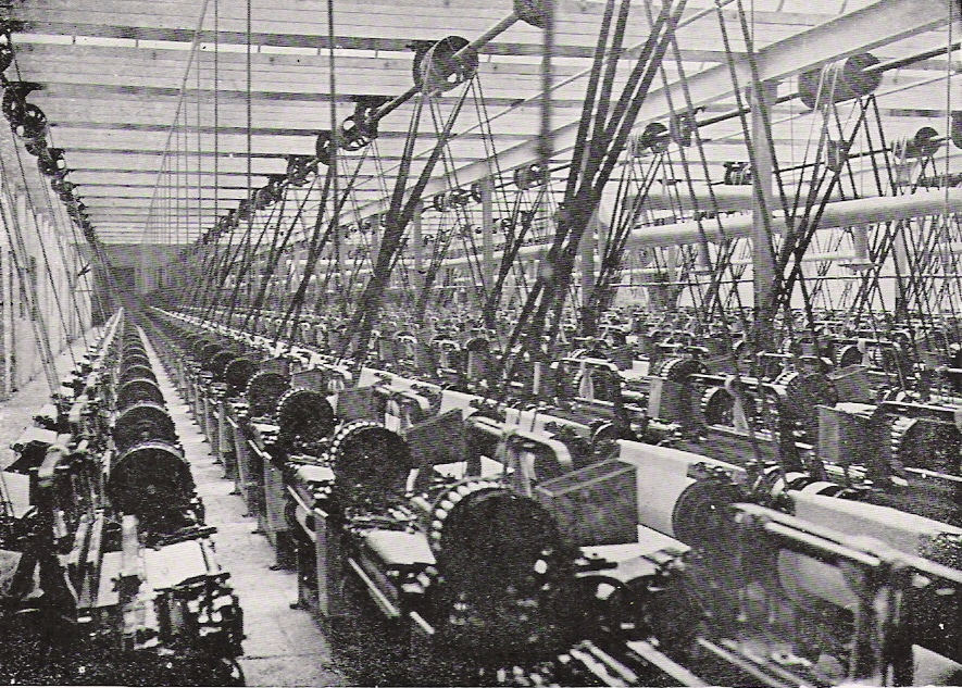 industrial revolution and factories