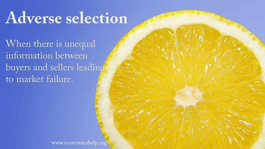 adverse-selection