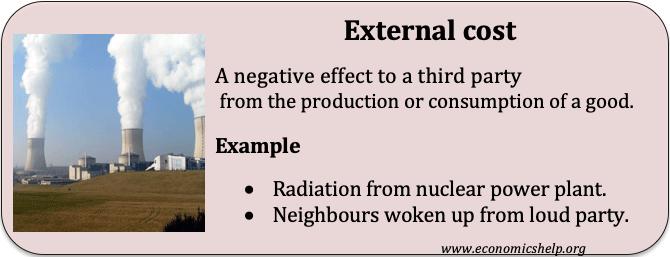 external-cost