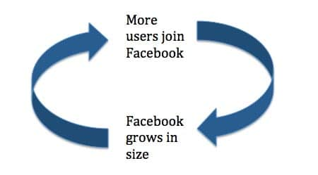 positive-feedback-loop-facebook-network-effect