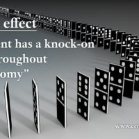 domino-effect economics