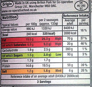 Food_label_from_the_Co-operative_Food_Sausages