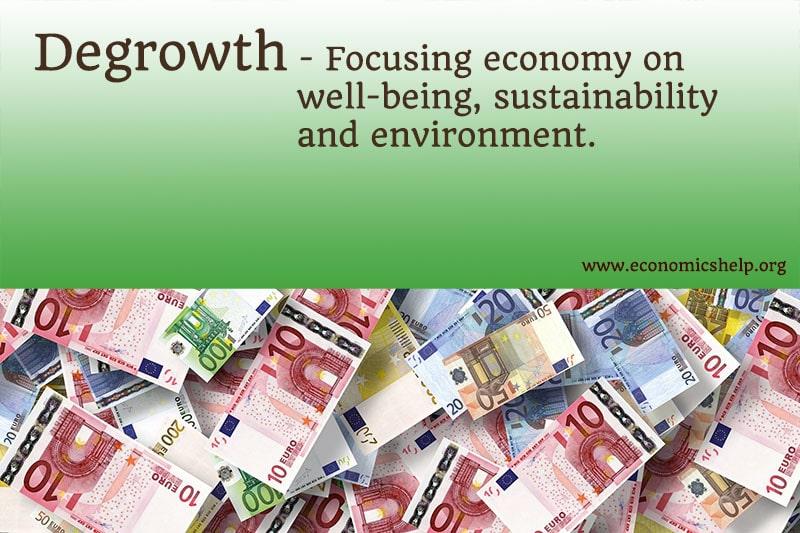 de-growth